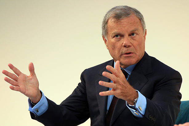 Looking to the future: Sorrell at the CBI (Credit: Jonathan Brady/PA Wire)