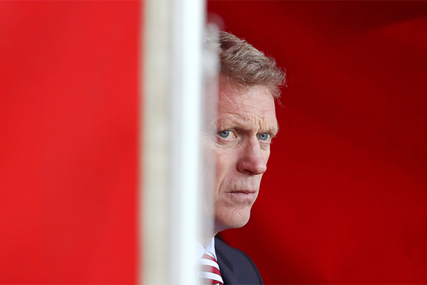 Moyes last month (Credit: Owen Humphreys/PA Wire/PA Images)