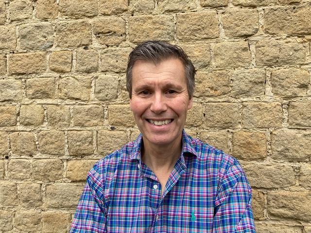 Paul Blackburn, founder of Certain Health