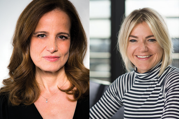 Creative masterminds: Jackie Cooper (l) & Lotte Jones take the top two Power Book spots for creative directors