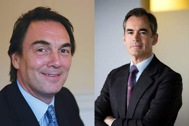 Parker (left) and Rudd remain the two biggest agency names in corporate/financial comms