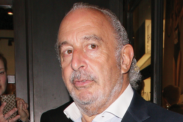 Sir Philip Green: former BHS owner named worst PR performer of the past year (©Mark Robert Milan/Stringer/Getty Images)