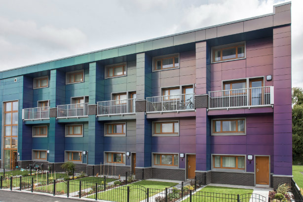 One Manchester's Passivhaus development in East Manchester. The newly formed organisation has taken on a PR firm