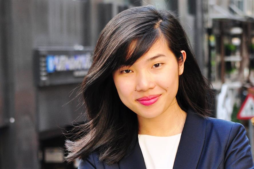 Peggy Wu digital strategist at Ryan Communication