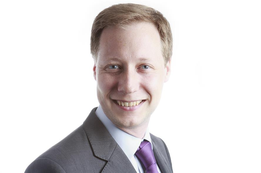 Peter Morton has left Public Health England to join NHSX
