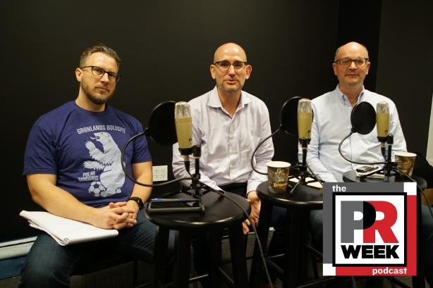 L to R: Frank Washkuch, Matt Kucharski, Steve Barrett