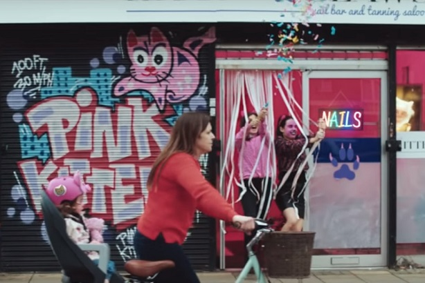Pink kittens: DfT's latest 'THINK!' campaign takes a new approach to target younger drivers