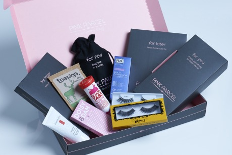 Pink Parcel: New subscription service for feminine hygiene products
