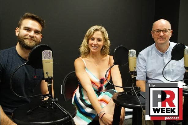 L-R: Oliver McAteer, Lindsay Stein, Steve Barrett