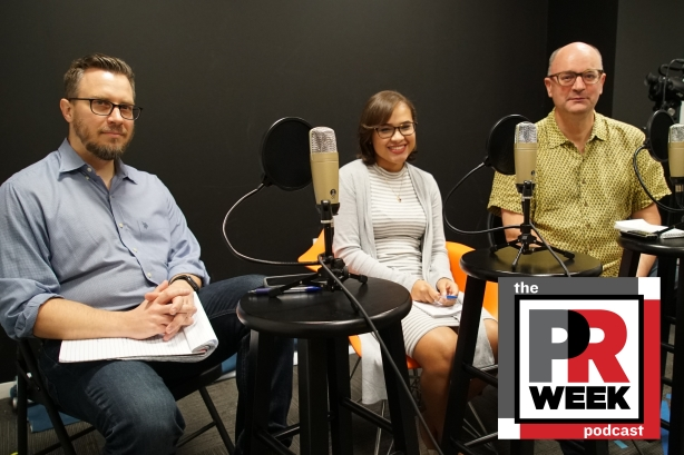 L-R: Frank Washkuch, Sabrina Sanchez, Steve Barrett