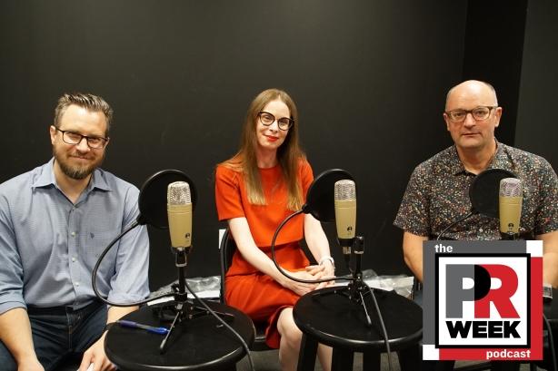 L to R: Frank Washkuch, Samantha Stark, Steve Barrett