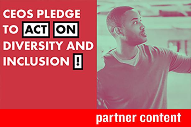 Polanksy lauds efforts such as the PwC-led CEO Action for Diversity and Inclusion.
