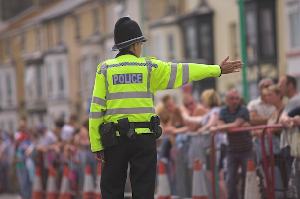 PR in police: Over £36m is spent on staffing