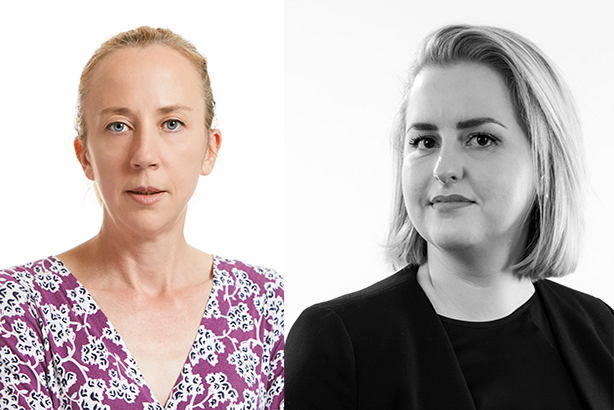 Powerscourt's new hires Jessica Hodgson and Donjeta Miftari