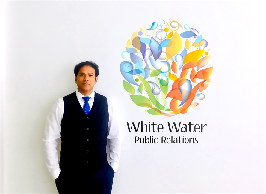 Prem Ramachandran is the founder of White Water PR