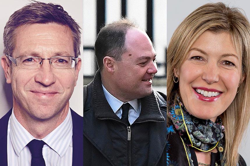 (l-r) Helm, Slack, Stuart-Lacey