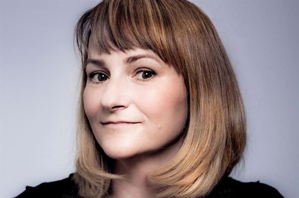 M&C Saatchi's communications director Rachel Barnes