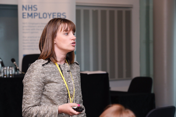 If comms was like football, players would be playing with a different ball, Rachel Royal told delegates at COnfed17
