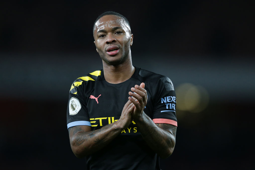 Raheem Sterling has the potential to be a global megabrand (Photo by Robin Jones/Getty Images)