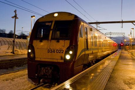 Network Rail: Brings in Portland