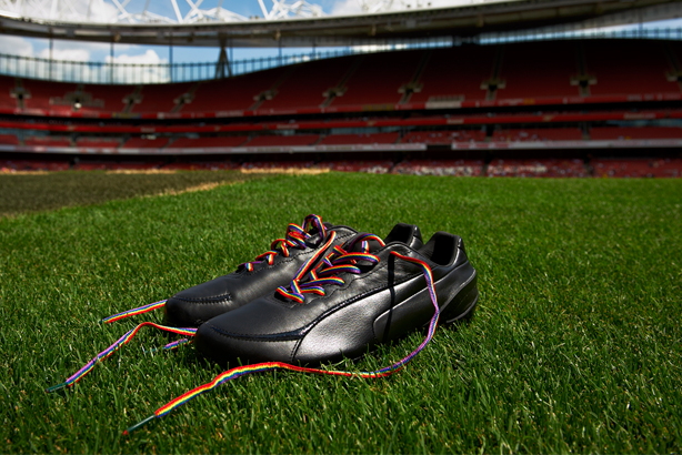 Rainbow Laces: Brands pledge support for tackling homophobia in football