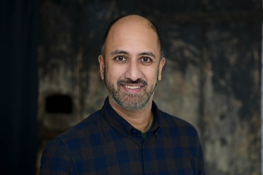 PRCA Diversity Network chair Rax Lakhani