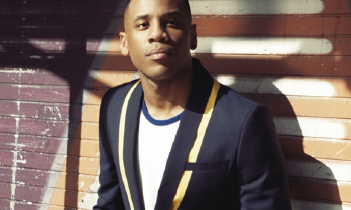 Yates is 'stepping down' from Top of the Pops duties (image via reggieyates.com)