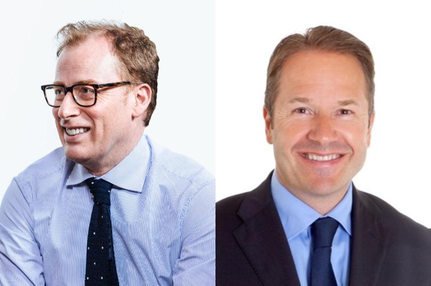 H+K's Richard Millar and Lars Erik Gronntun have new responsibilities