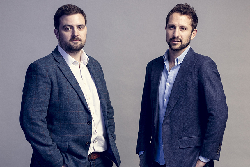 Mike Robb and Nick Ford-Young have launched a new agency, Bold White Space.
