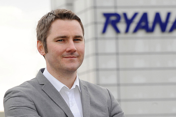 Ryanair's head of comms Robin Kiely is leaving the business in Spring.