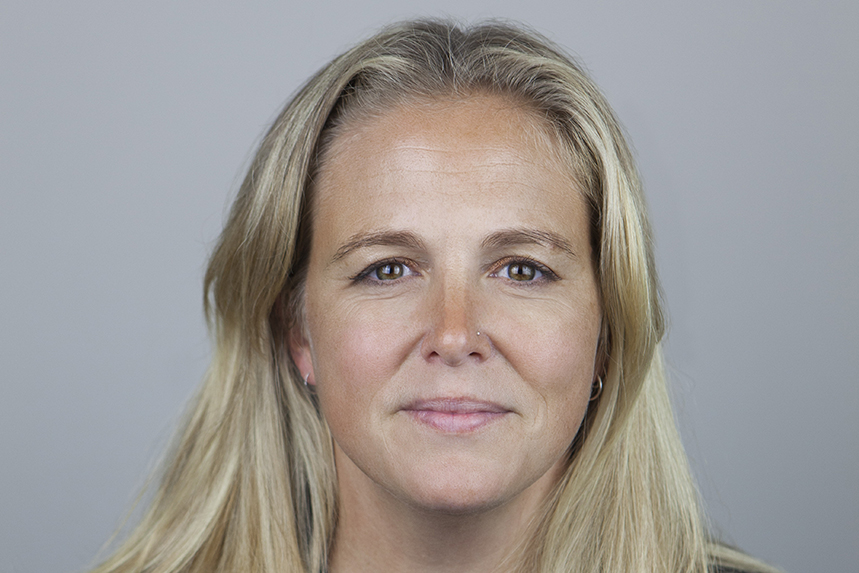 AxiCom UK's new managing director, Rosie Bannister.