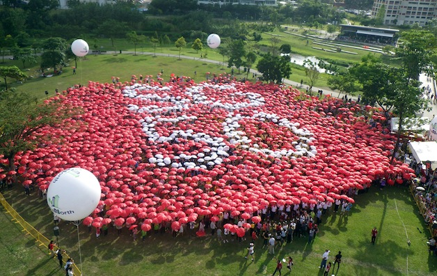 Singapore celebrates 50 years of independence next year