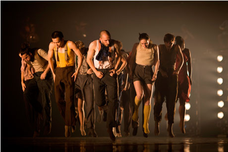 Sadler's Wells: Theatre wants to attract a younger audience