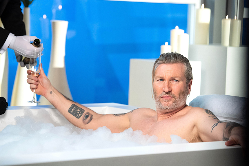 Santander has hired Robbie Savage to help tackle 'safe account scams'