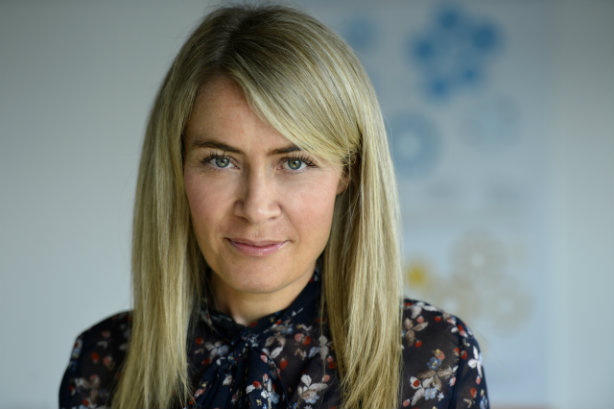 Sarah Scholefield: Promoted to Grayling UK CEO in May