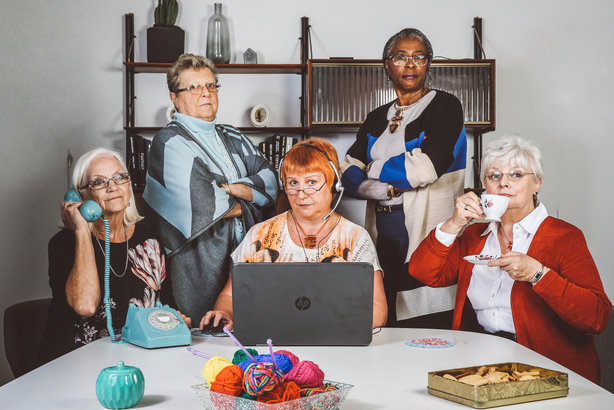 Don't mess with the 'Scammer Nanas', the people behind Unity's award-winning internet safety campaign