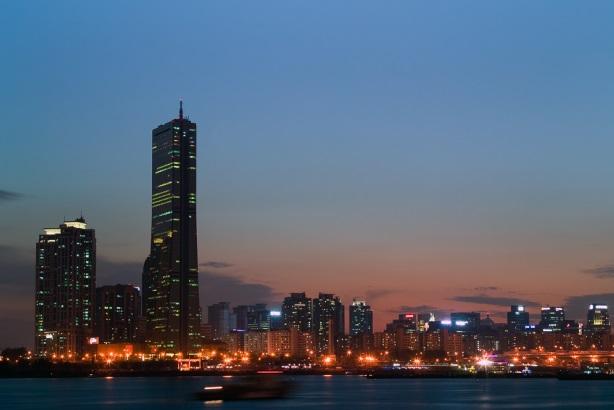 Seoul, the capital of South Korea