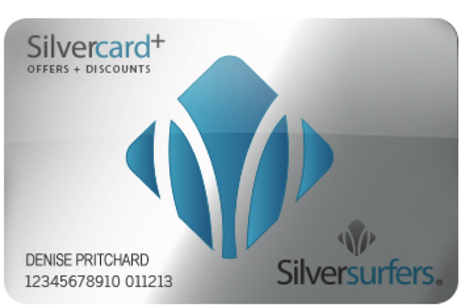 The Silvercard+ is aimed at the 50+ demographic