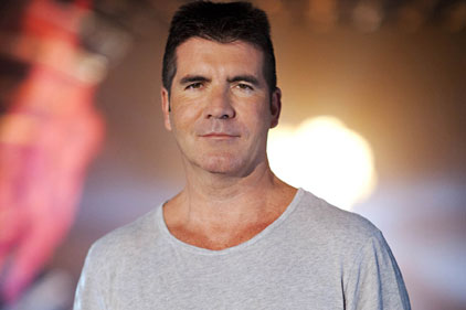 Simon Cowell: has worked with Clifford since 2001
