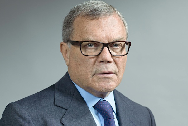 "Sir Martin Sorrell: ""India is facing a pronounced talent shortage."""