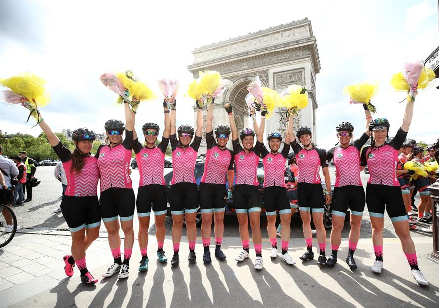 Skoda Internationelles: Performance Communications has worked on the annual cycling event for women