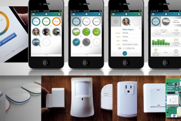 Homes where you can control appliances with an app are not as far off as you may think (photo via SmartThings)