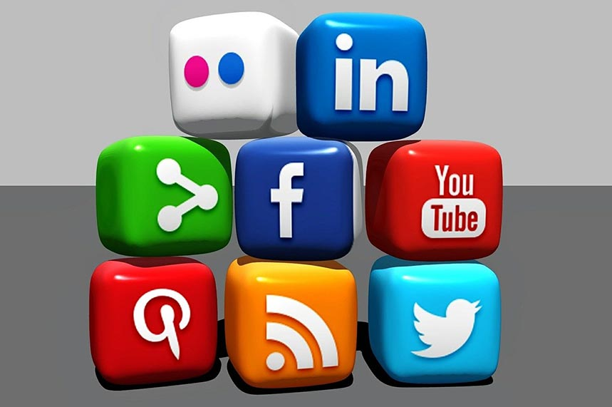 Social media: mostly allowed to self-regulate at present