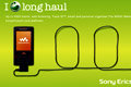 Sony Ericsson: picked B-M from a shortlist of three agencies