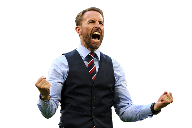 Was Southgate's PR a roaring success? (©OwenHumphreys/PAWire/PAImages)
