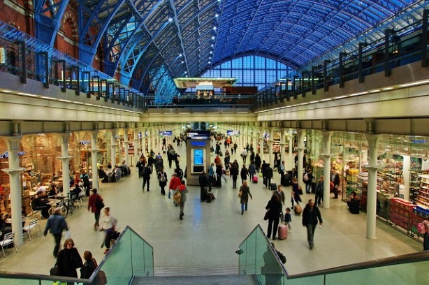 St Pancras: Corporate comms work for HS1 will cover the station