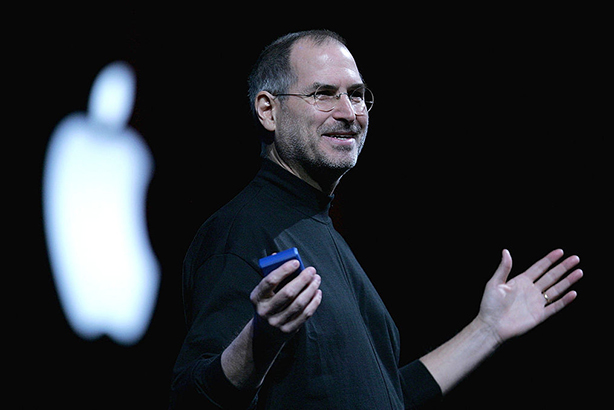 How will CEOs communicate in a post-Steve Jobs world? (©Justin Sullivan, GettyImages)
