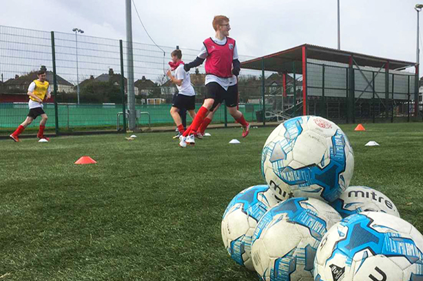 Manchester-based agency Future will work with The Street Soccer Foundation.