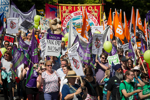 Public Sector Strike: Effective communication tool or playing into the hands of the Government?