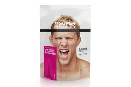 SuperVitality: 100 per cent natural ingredients